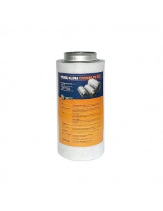 Filtre a odeur 125mm 420m3/h