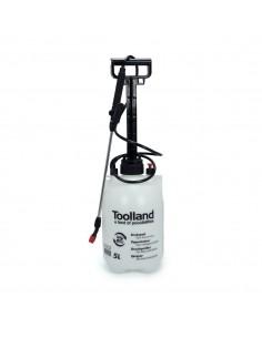 Pulvérisateur à pression avec lance Toolland - 5 litres