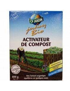 Activateur de compost 800g pour 1 m³ de déchets, CP Jardin