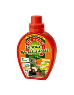 Or brun - Engrais Bonsaïs cactée 0.6L
