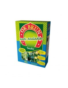 Or Brun - Soufre 800g