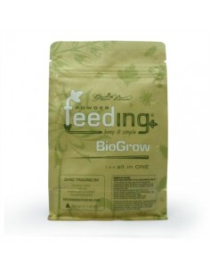 Engrais Greenhouse BioGrow 125g - Powder Feeding