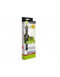 Thermoplongeur Confort Zone 100W Aqn 100 Gold , chauffage des cuves et réservoir - Aquael