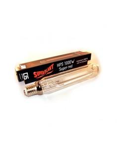 Ampoule Sodium HPS Super-Red 1000w Superplant , douille E40 , spécial floraison