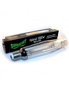 Ampoule Hybride MH/HPS 1000w - 2500°K - Douille E40 - Superplant
