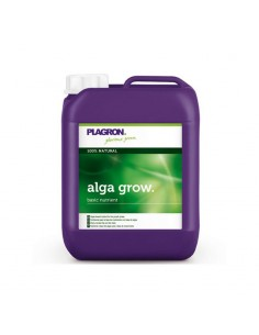 Alga Grow 5L - Engrais de croissance biologique Plagron