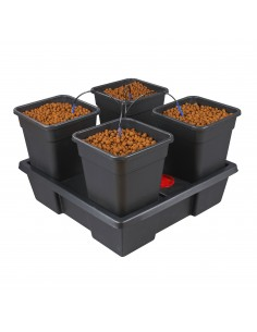 Système Hydroponique Wilma Large - 4 pots de 11 litres - ATAMI