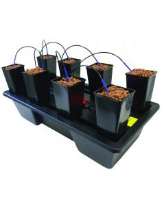 Système Hydroponique Wilma Mini - 8 pots de 1.8 litres - ATAMI