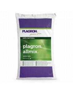 Plagron All Mix 50L, Terreau pré-fertilisé, avec perlite, pour le cycle complet des plantes