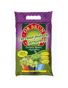 Terreau Plantes Carnivores - Or Brun - 5L