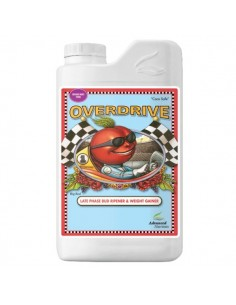 Overdrive - 1L - Advanced Nutrients