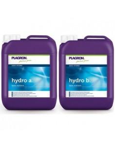 Hydro A+B 5L - Plagron - Engrais Hydroponique Croissance et Floraison
