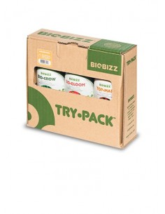 TRY·PACK™ INDOOR BIOBIZZ