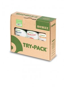 TRY·PACK™ OUTDOOR BIOBIZZ