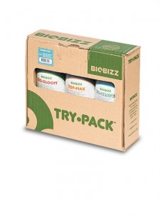 TRY·PACK™ HYDRO BIOBIZZ