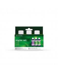 Starter Set 100% Naturel - Plagron