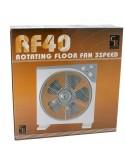 Ventilateur plat Box Fan RF40 - Ø30CM 45W - Cornwall Electronics