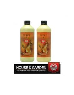 Terre A+B - 2 x 5 Litres - House & Garden
