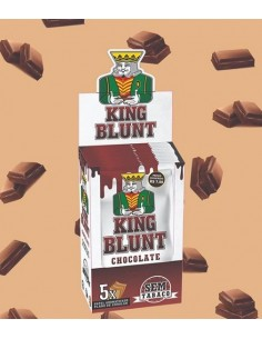 King Blunt Chocolate (*5 feuilles)