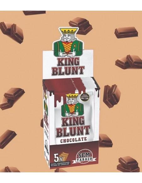 King Blunt Chocolate (*5 feuilles)