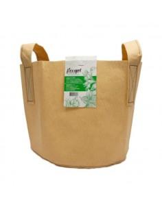 FLEXAPOT - Pot Textile Beige 19L (5 Gallon)