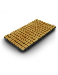 Plateau laine de roche 150 cubes