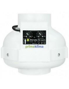 Extracteur 400m3/h  PK125-TC (régulateur de température)