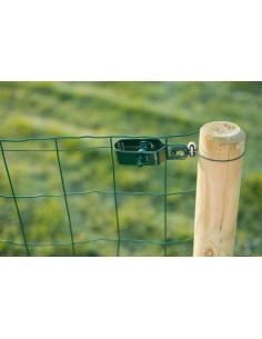 Cable de fil de fer, vert