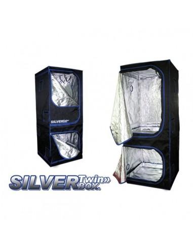 Silver box Twin (80*80*200)