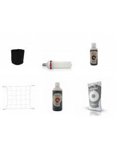 Pack Floraison ECO 150w - 4 Pots