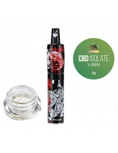 Pack Vape CBD Isolate