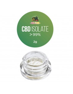 CBD Isolate 2G - CBDFARM