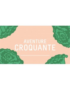 Coffret L'Aventure Croquante - 2 Batavia / 2 Feuille de Chêne