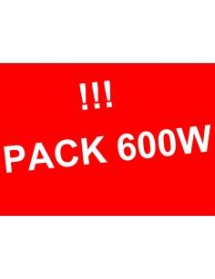 PACK 600W 1er Prix