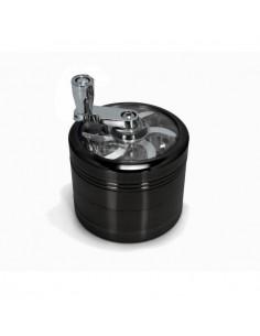 Grinder manivelle métal 4 parties – 62mm