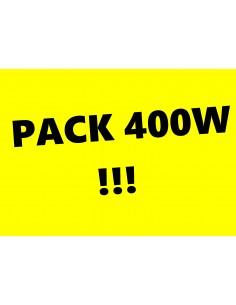 PACK 400W 1er Prix - 0.81m2