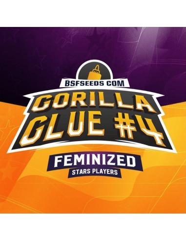 Gorilla Glue 4 - BSF