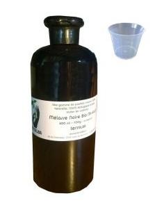 Mélasse noire Bio (NK 0,6-2,8) 250ml