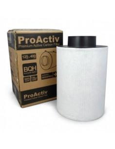 Filtre charbon Proactiv 400m3/h - 125mm - Garden HighPro