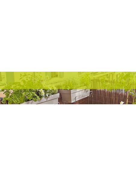 Balconnières & jardinières